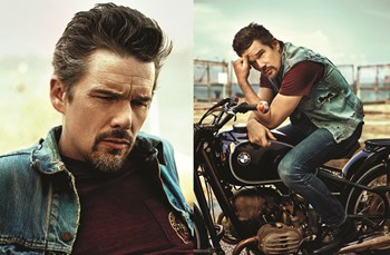 CLY Communication GmbH Kunden & Projekte Ethan Hawke x Getaway