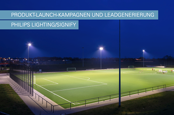 ELBFEUER GMBH Kunden & Projekte PHILIPS LIGHTING/SIGNIFY