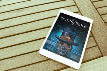 HCG corporate designs Kunden & Projekte connecting comPETence - App-Magazin