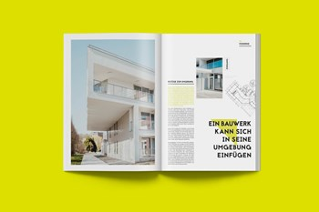 KREATIVBETRIEB Kunden & Projekte Editorial Design